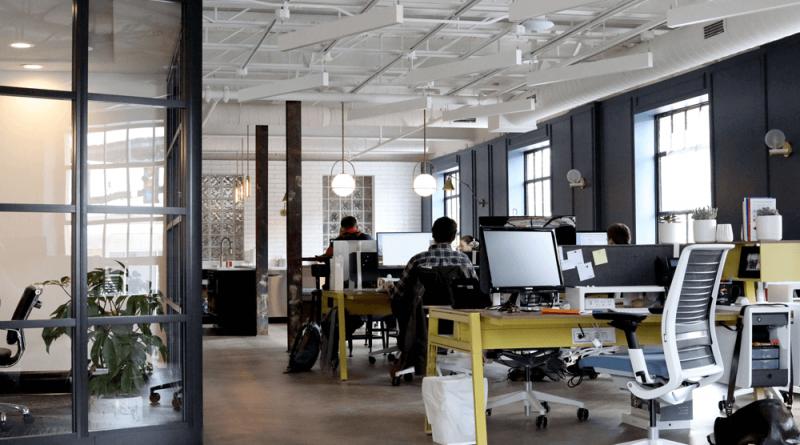 Een kantoorwand laat uw onderneming weer stralen!