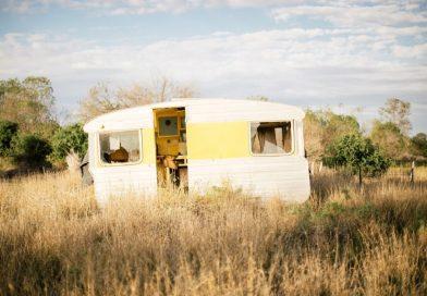 Ultieme vrijheid: kleine huisjes op wielen.