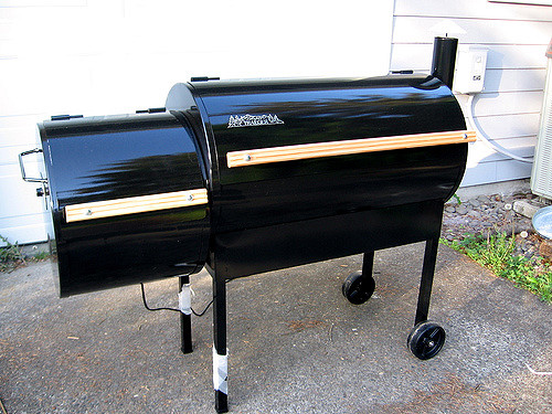 pelletbarbecue