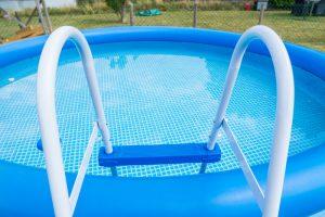 opblaasbaar zwembad