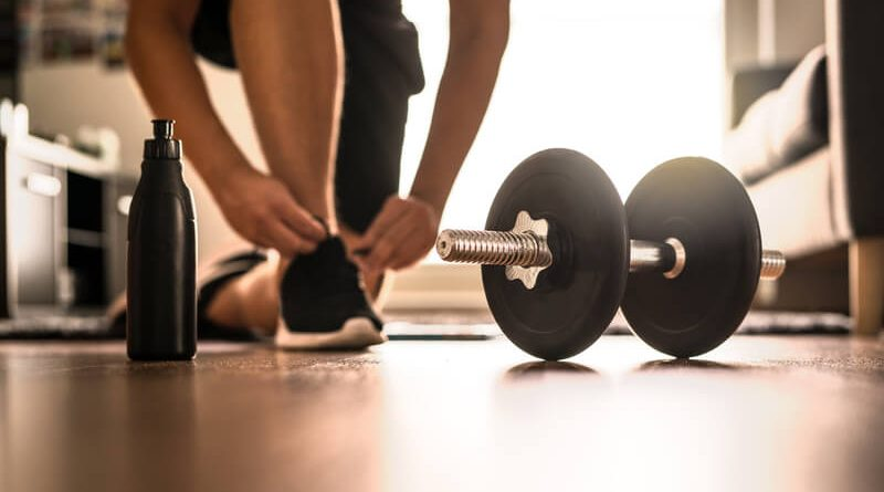 thuis fitness