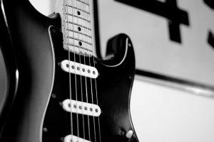 elektrisch gitaar